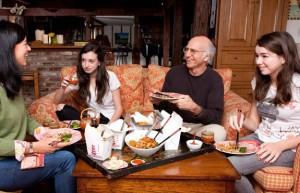 LAURIE-DAVID-FAMILY-DINNER